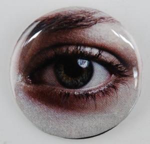coloured button, coloured pinback button