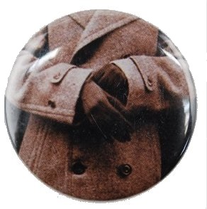 steampunk button, steampunk pinback button