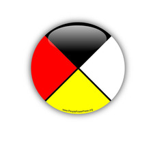 aboriginal button, native button, first nations button